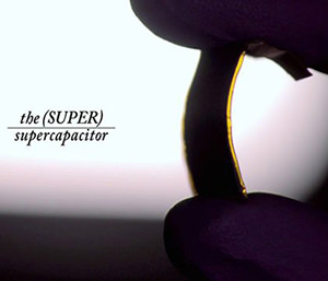 Super Supercapacitor