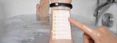 Cicret - Bracelet connecté pour smartphone