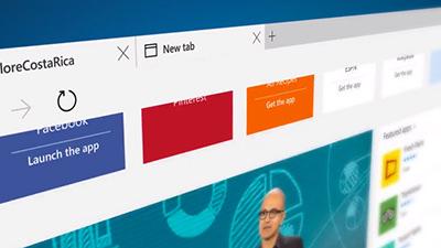 Microsoft Edge - Navigateur